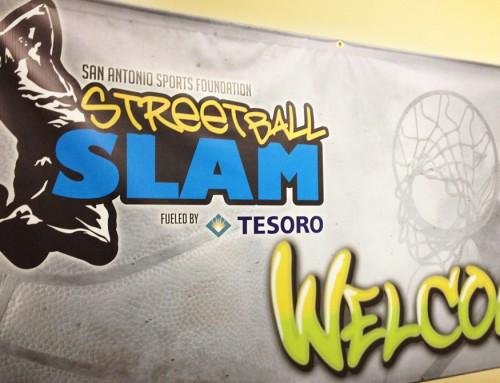 Street Slam Banner